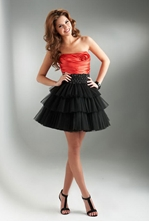 Picture of Short Prom Dress
