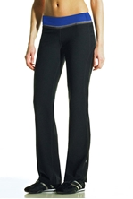 Picture of Yoga Pants Indigo Colored