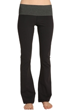 Picture of Yoga Pants Black HGrey