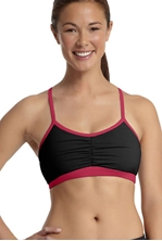 Picture of Short  Women's Fitness Top